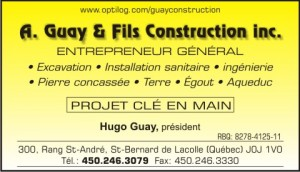 A.Guay Const.